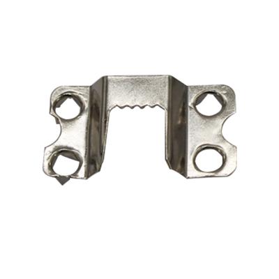 四孔压型挂(银色)